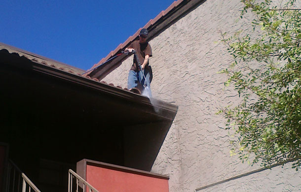 commercial-gutter-cleaning-scottsdale